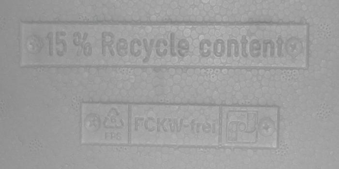 El reciclado de airpop® (EPS) aumenta hasta el 14%