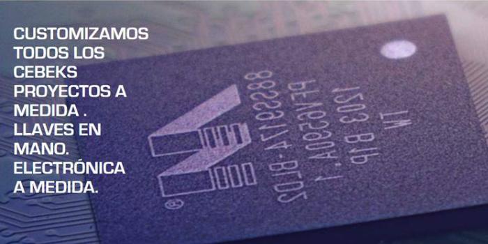 Cebek , una de las firmas pioneras de la electrónica en Europa