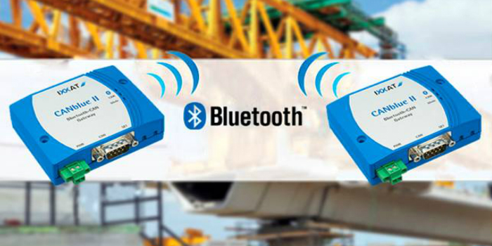CAN-Bus inalámbrico vía Bluetooth (High-Speed hasta 1 Mbit/s)…