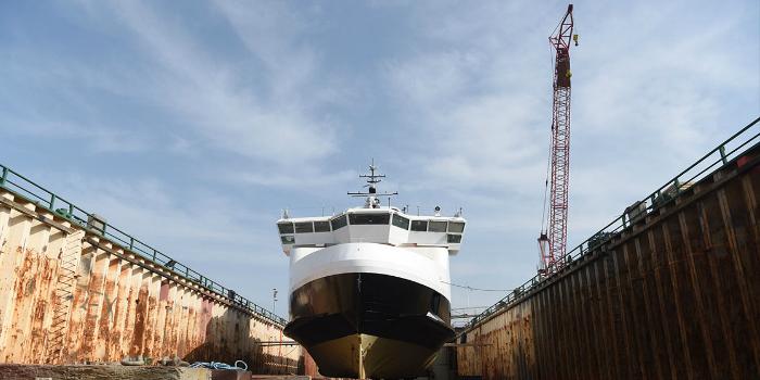 Danfoss alimenta al ferry más potente del mundo
