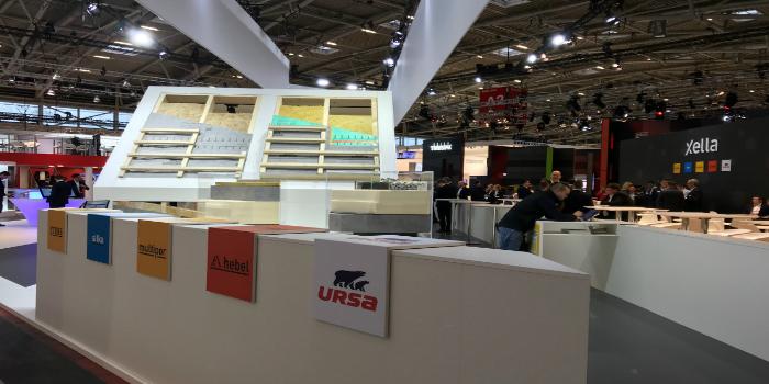 URSA ha estado presente en BAU 2019