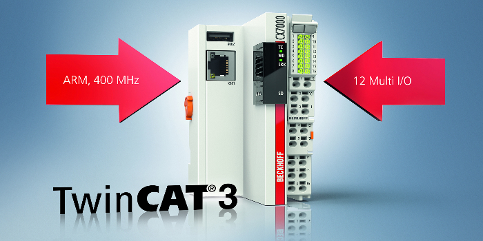El sistema de control TwinCAT 3 aumenta la escalabilidad del Control basado en PC
