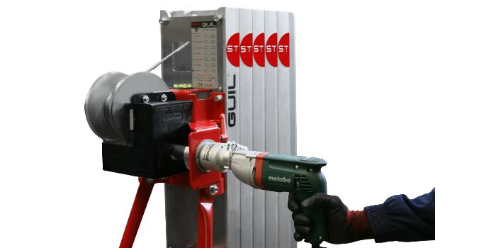 GUIL desarrolla un nuevo sistema eléctrico para los Elevadores de carga