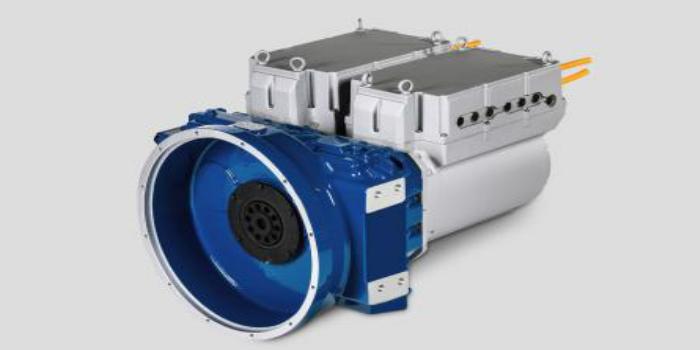 STW presentará el concepto de energía eléctrica powerMELA duo280 para el área de negocios de modernización