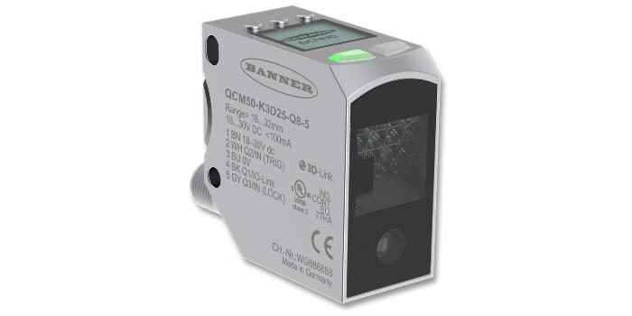 Nuevo sensor de color de alta precisión con IO-LINK