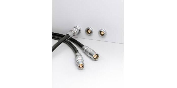 LEMO presenta el conector push-pull de Ethernet de un solo par (SPE) 1000Base-T1
