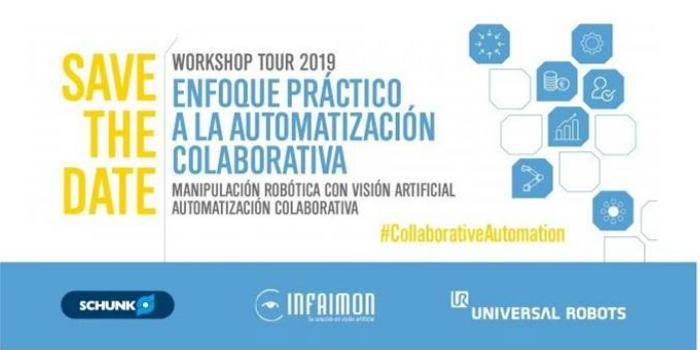 """Terrassa acoje el cuarto Workshop sobre el """"Enfoque práctico a la automatización colaborativa"""""""