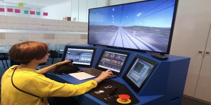 Transfesa Logistics adquiere uno de los simuladores ferroviarios más innovadores del mercado