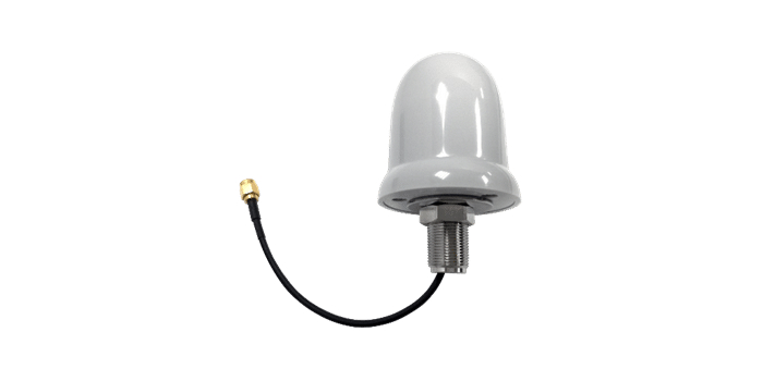 Antena mushroom LoRa IP67/NEMA6 para exteriores