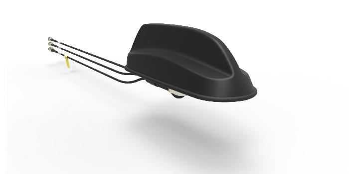 Antenas MiMo multifuncionales y de techo Wi-Fi