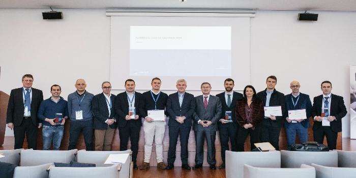SISTEPLANT entrega los Premios del Club de la Excelencia