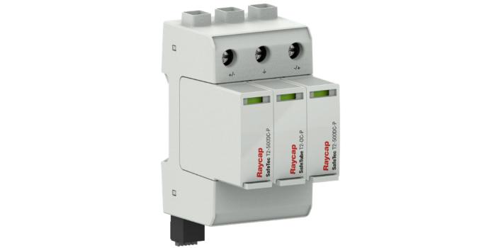 Protector de sobretensiones para sistemas de batería y cargadores de vehículos eléctricos