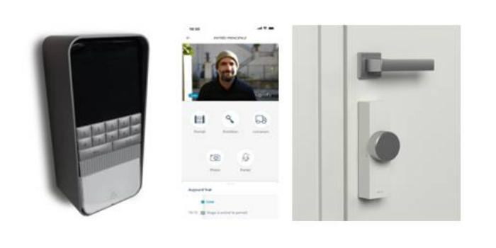 Somfy presenta un nuevo motor de cierre y un portero automático que refuerzan la seguridad y simplificar el acceso al hogar