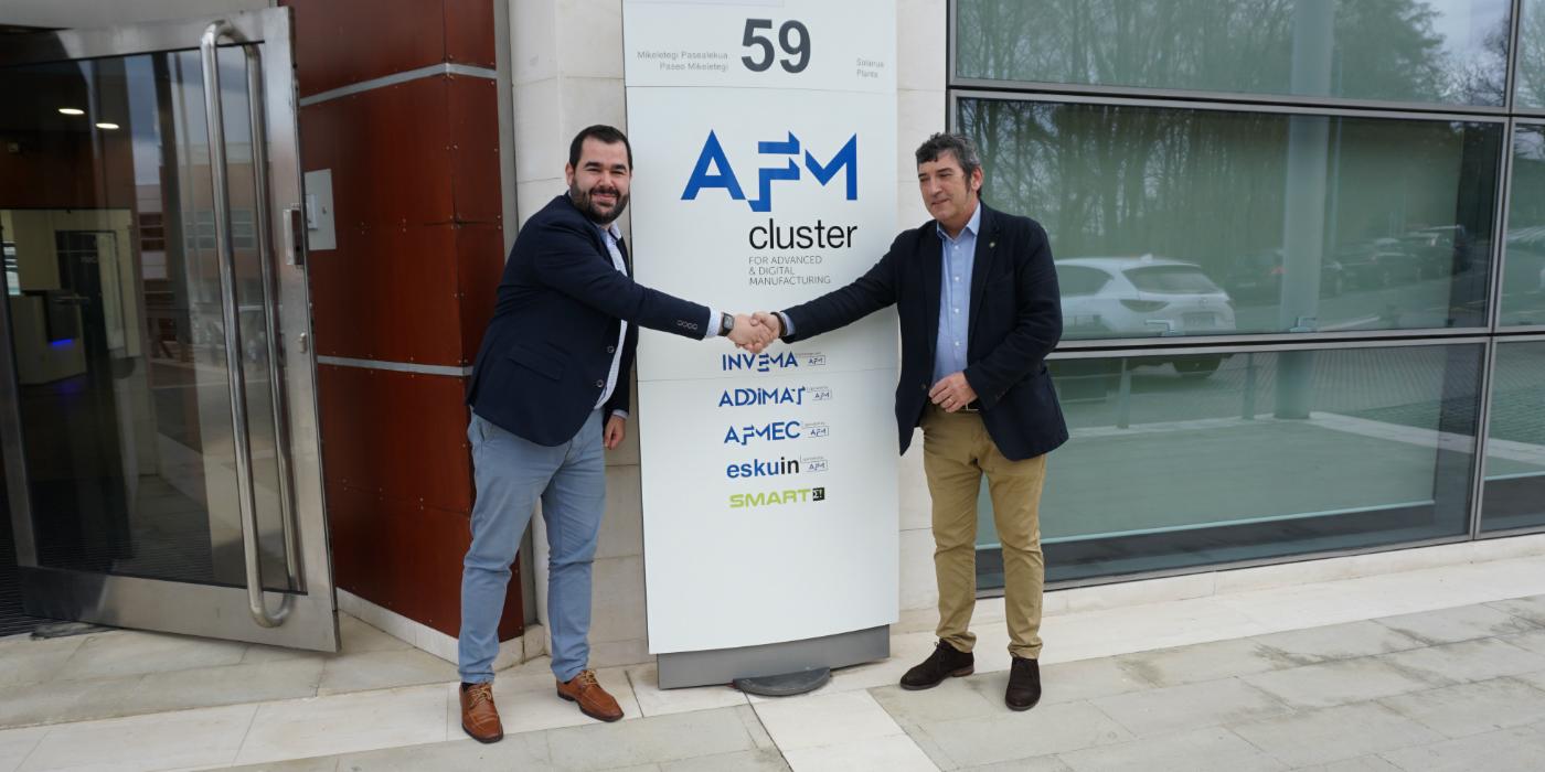 ABAS Ibérica, Software ERP industrial, se asocia al cluster de AFM