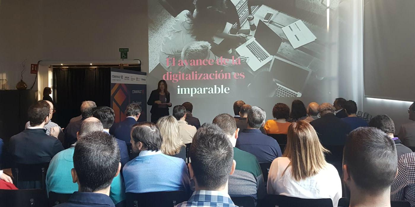 """Commvault celebra su tercera edición de Commvault Connections Live en Madrid, bajo el paraguas """"El futuro pertenece a los mejor preparados"""""""