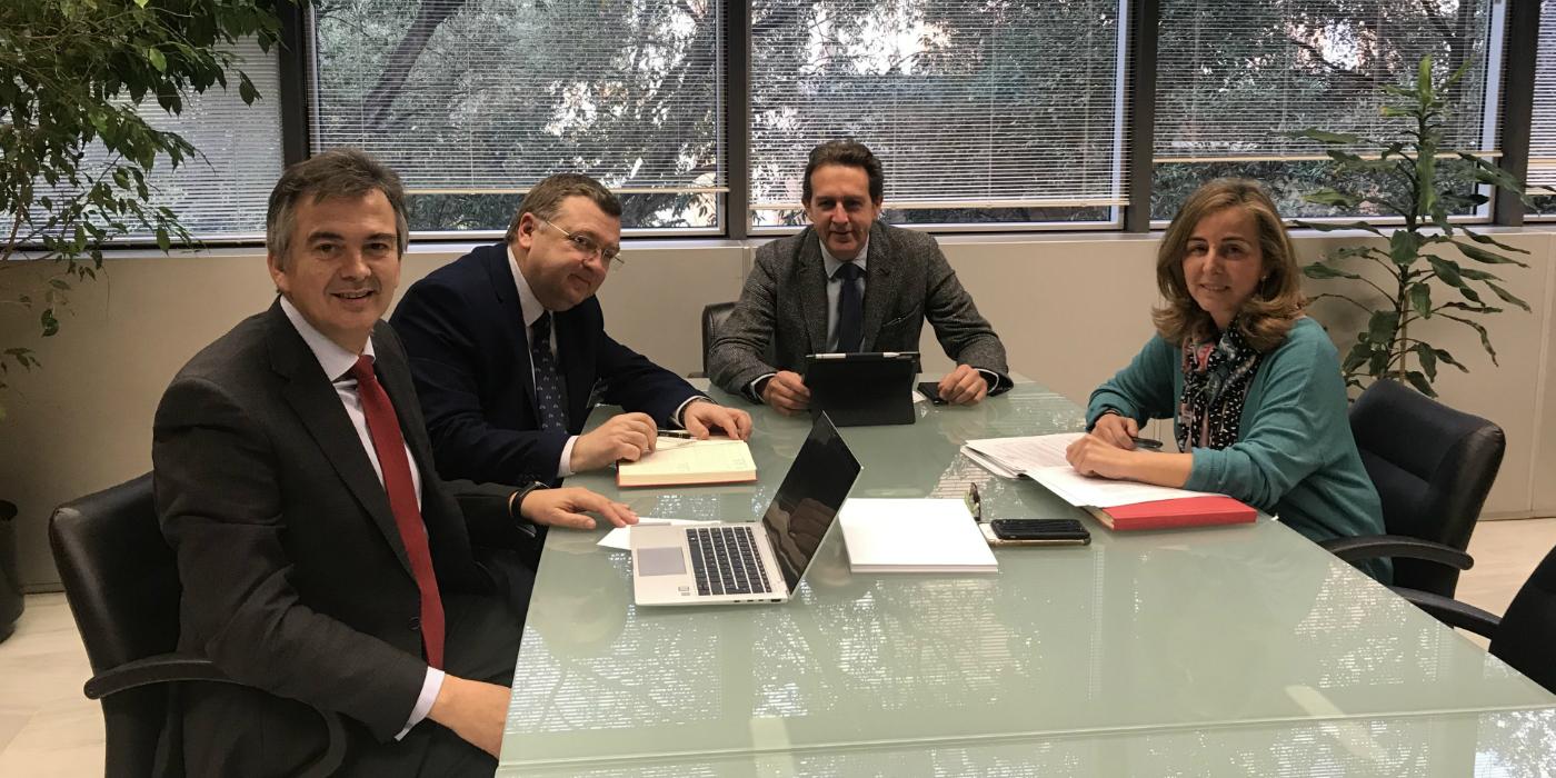 INERCO, experto invitado en el encuentro del Colegio de Ingenieros Industriales y la Junta de Andalucía