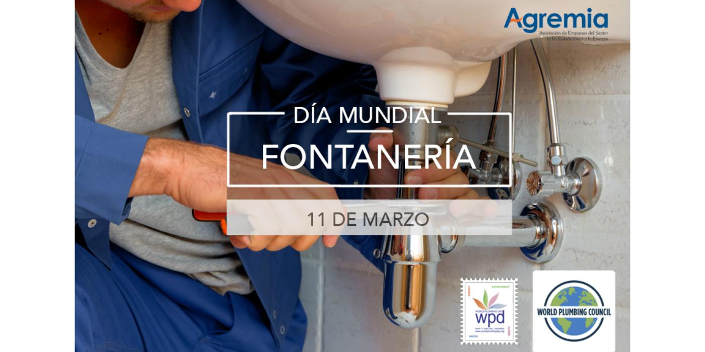 Agremia destaca la labor fundamental que desempeñan las empresas instaladoras de fontanería para el cumplimiento de los ODS