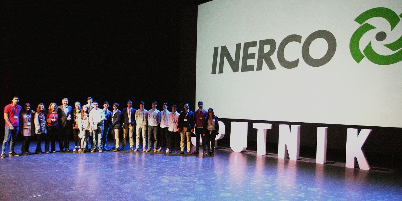 INERCO beca a una quincena de participantes del programa 'Sputnik' de fomento del talento, la innovación y el emprendimiento en Andalucía