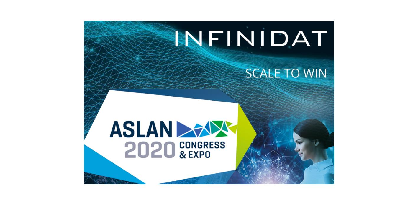 Infinidat mostrará en ASLAN 2020 los nuevos modelos de almacenamiento multi-Petabyte
