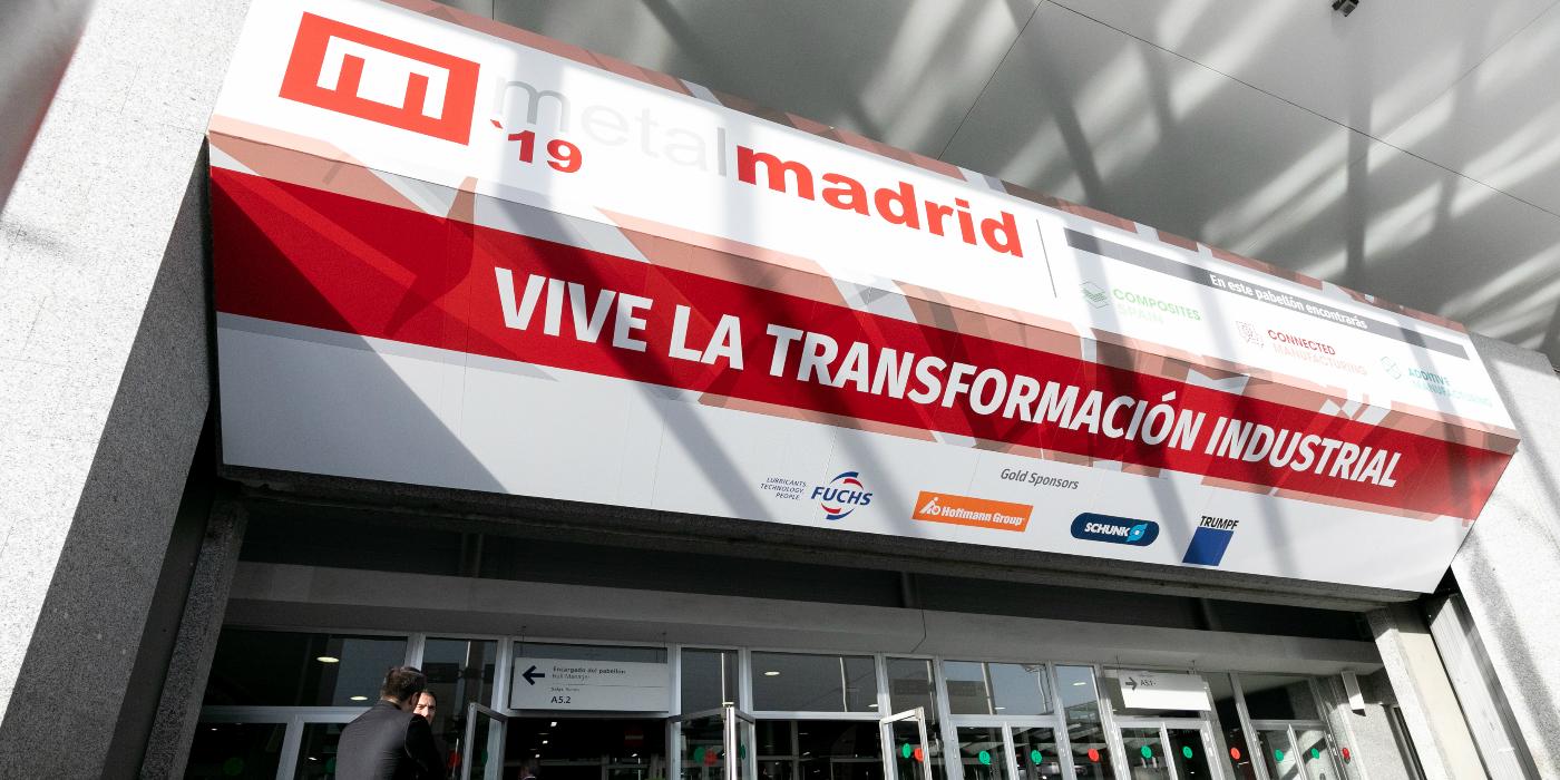 La apuesta por la eficiencia energética presente en MetalMadrid y Composites Spain