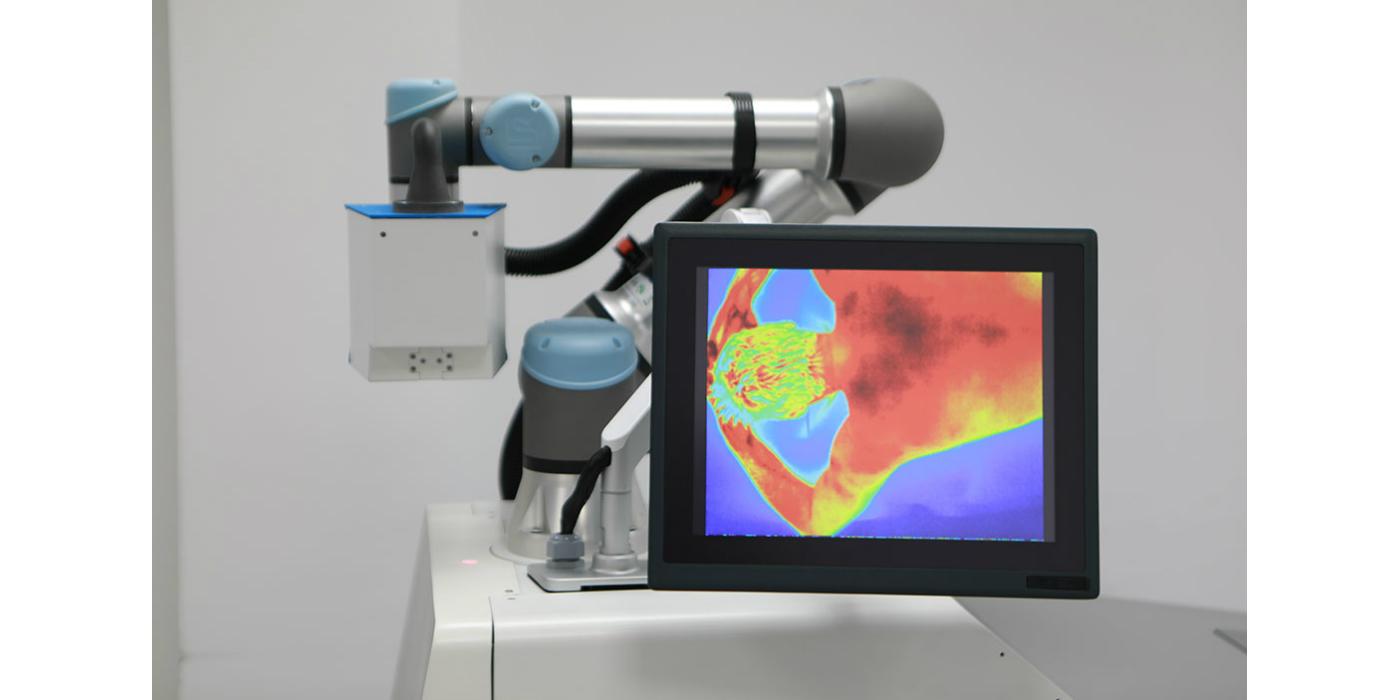 Crean el primer sistema robótico colaborativo del mundo para tratamientos de fisioterapia
