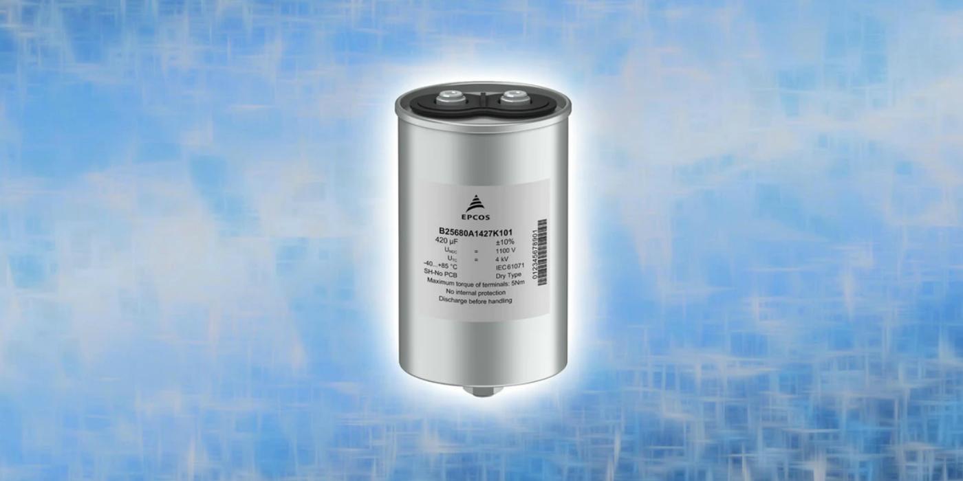 Condensadores de potencia DC link para entornos adversos
