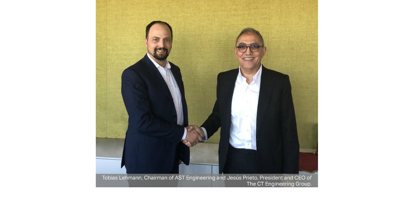 CT se consolida en Alemania con la adquisición de AST, empresa de Ingeniería de Software y Sistemas