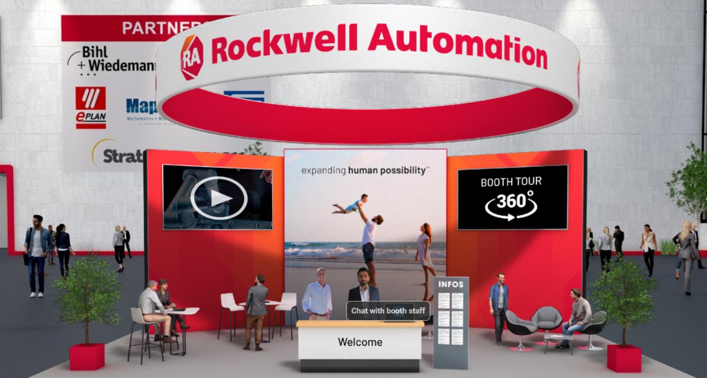El evento virtual internacional de Rockwell Automation concluye con un éxito de participación demostrando la fuerza de la innovación pese al distanciamiento físico