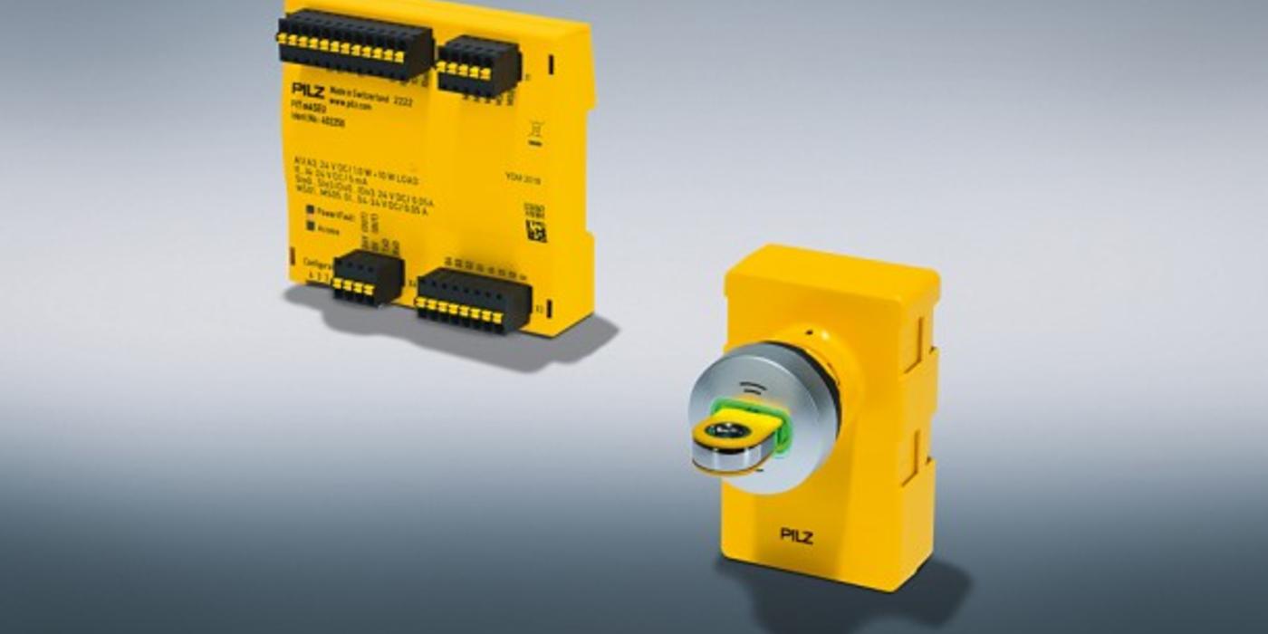 Pilz garantiza un sector del packaging seguro con la unión de Safety y Security