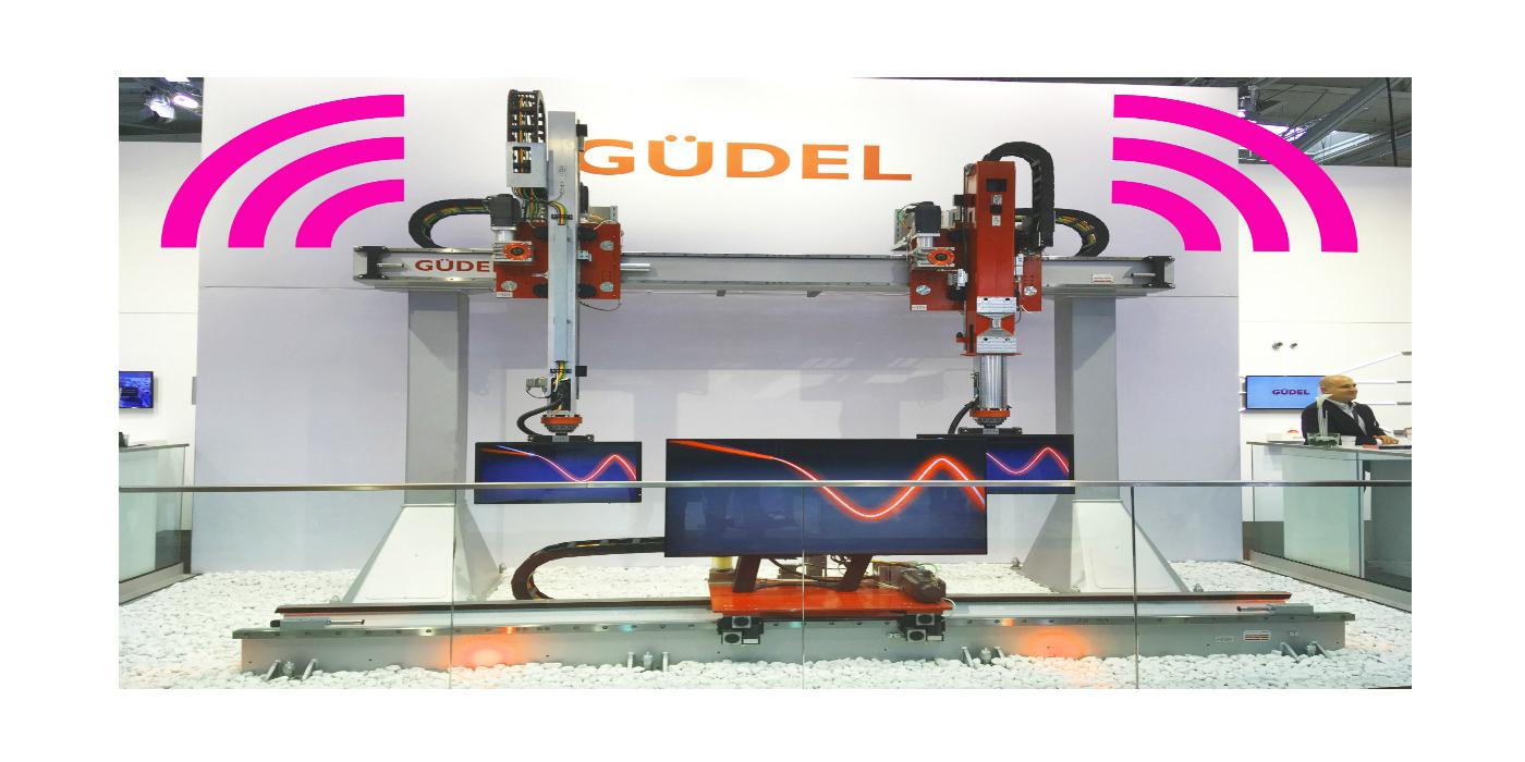 Pórticos lineales de Güdel, aún más productivos gracias a un suministro de energía inteligente