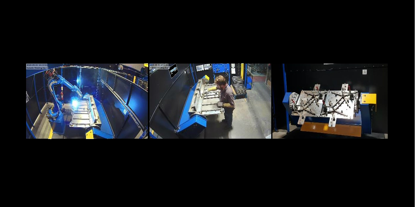 Yaskawa implementa una solución de soldadura robotizada para Hospital Metalcraft Ltd en tiempo récord