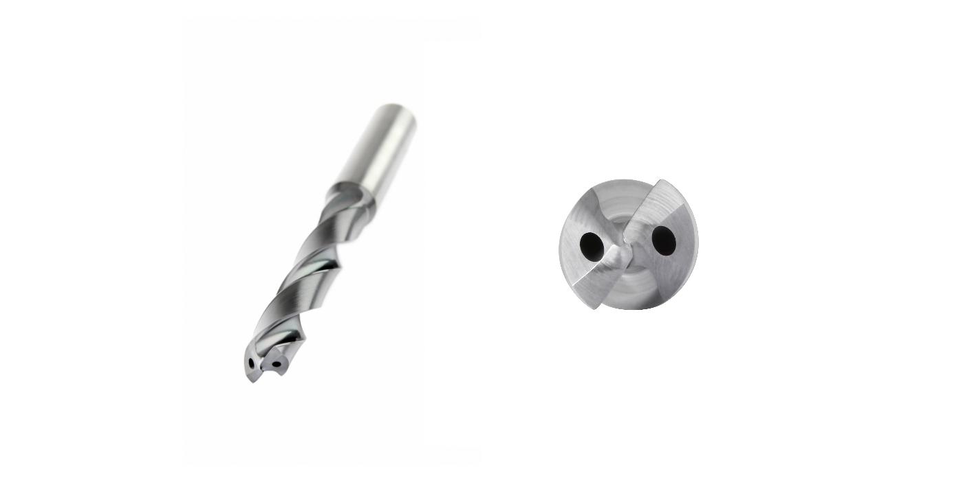 Kennametal presenta las brocas de metal duro HPX
