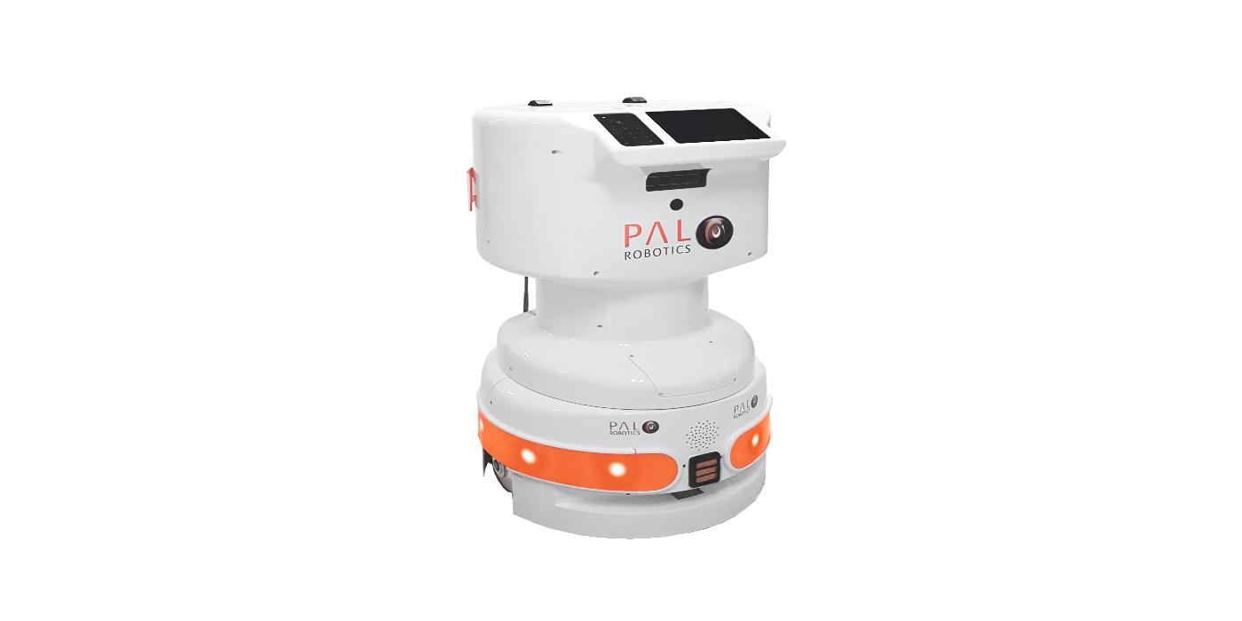 PAL Robotics usará robots con sensores de precisión de Accerion para combatir la COVID-19 en hospitales