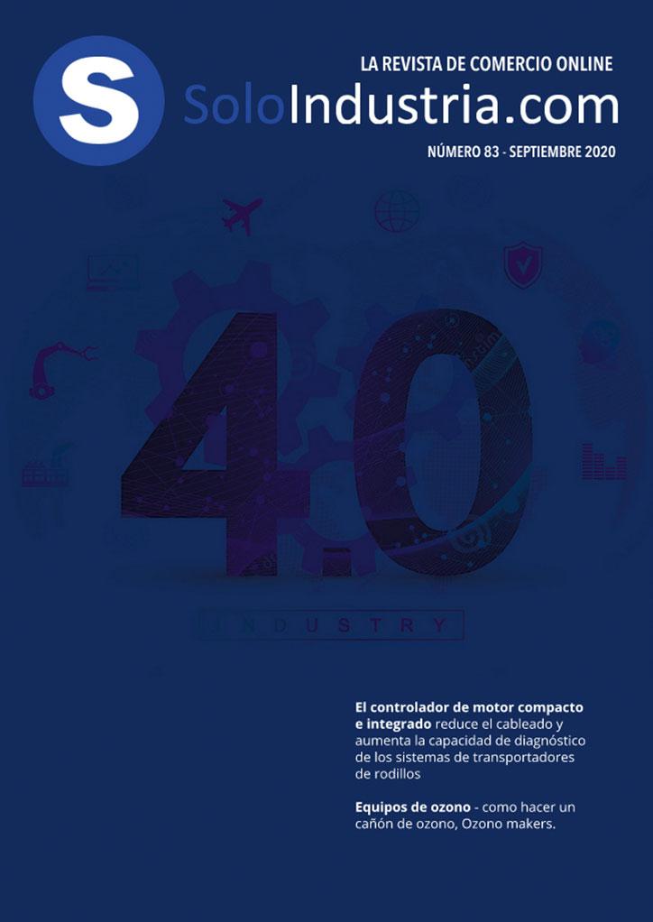 Portada Soloindustria | Septiembre 2020