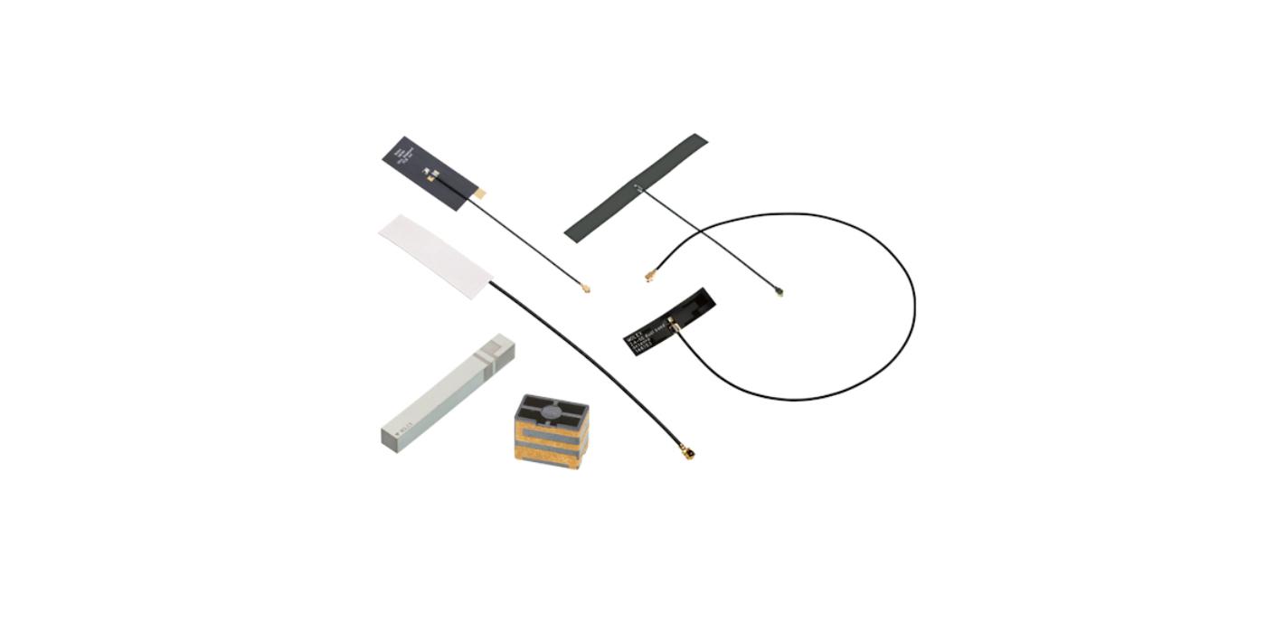 Antenas flexibles combo LTE/GPS para aplicaciones IoT y M2M