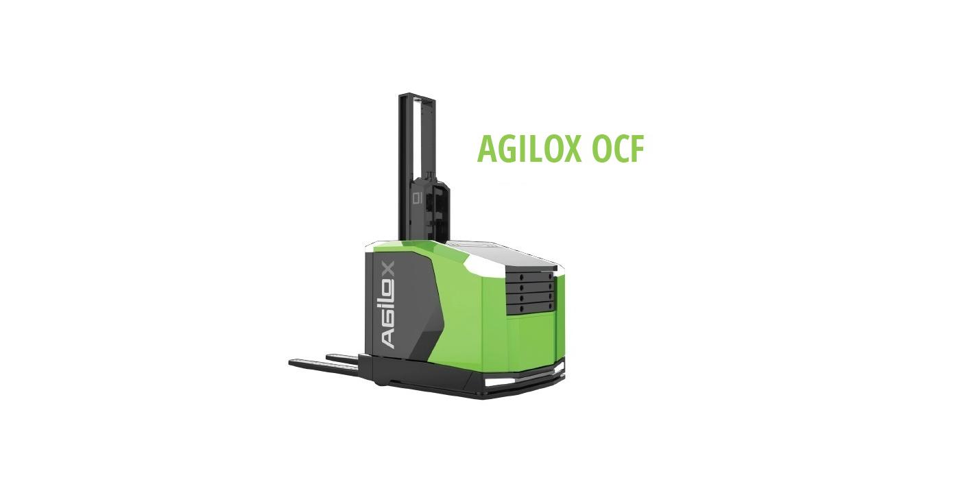 CLS iMation introduce en Europa el nuevo e innovador Agilox OCF