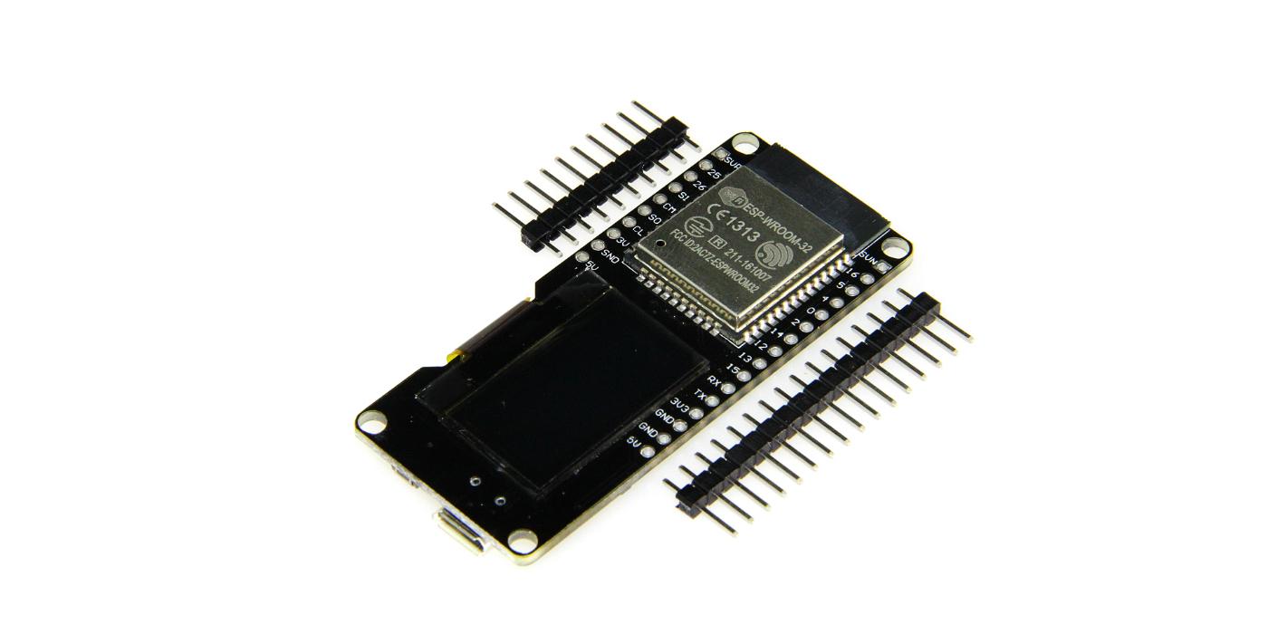 Microcontrolador con Wi-Fi y Bluetooth BLE incorporados
