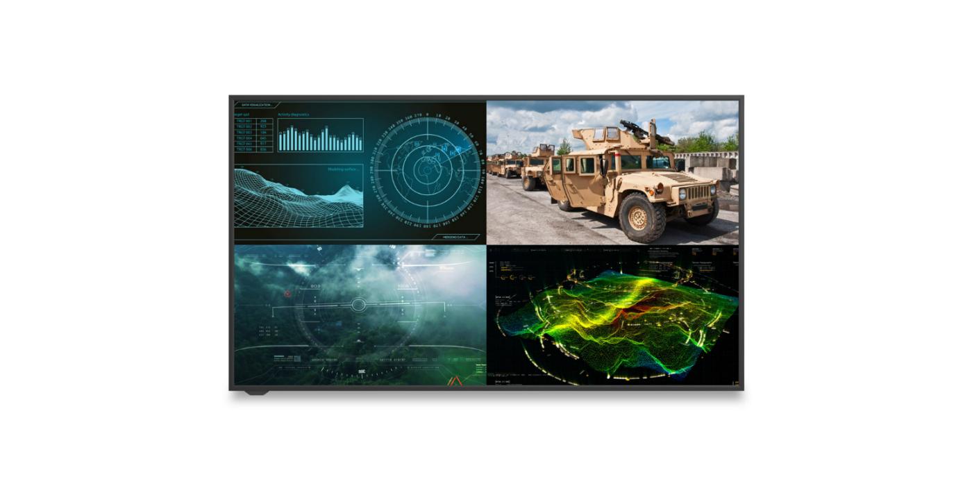 Christie aúna seguridad y rendimiento en la siguiente generación de displays LCD de la Serie Secure