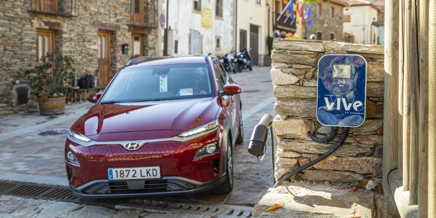 Hyundai reinventa la movilidad con VIVe, una alternativa de transporte sostenible para las zonas rurales de España