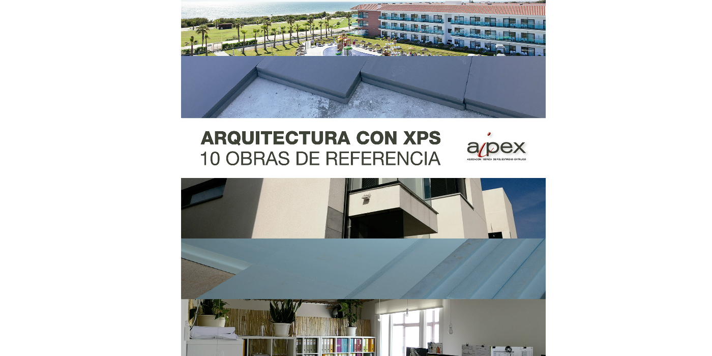 AIPEX celebra su XV aniversario con la edición de un libro de casos de éxito: Arquitectura con XPS