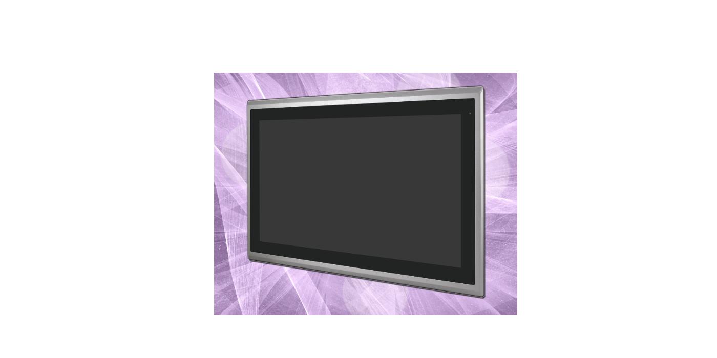 """HMI con pantalla de 7 a 21.5"""" para proyectos IoT"""