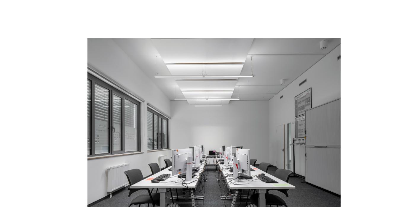 LEDVANCE ilumina el Campus Erlangen Siemens de Alemania con luminarias inteligentes, eficientes y seguras