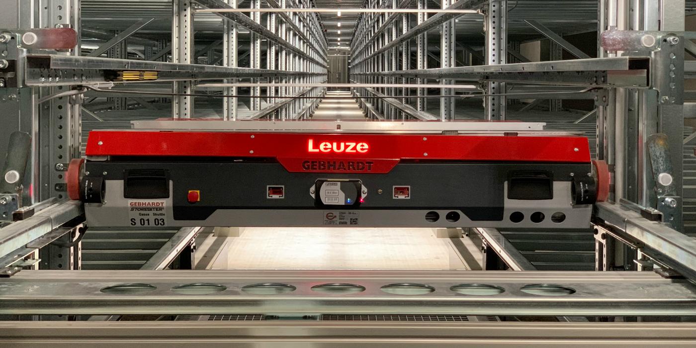 El nuevo centro de distribución internacional de Leuze entra en funcionamiento solo un año después de iniciar su construcción