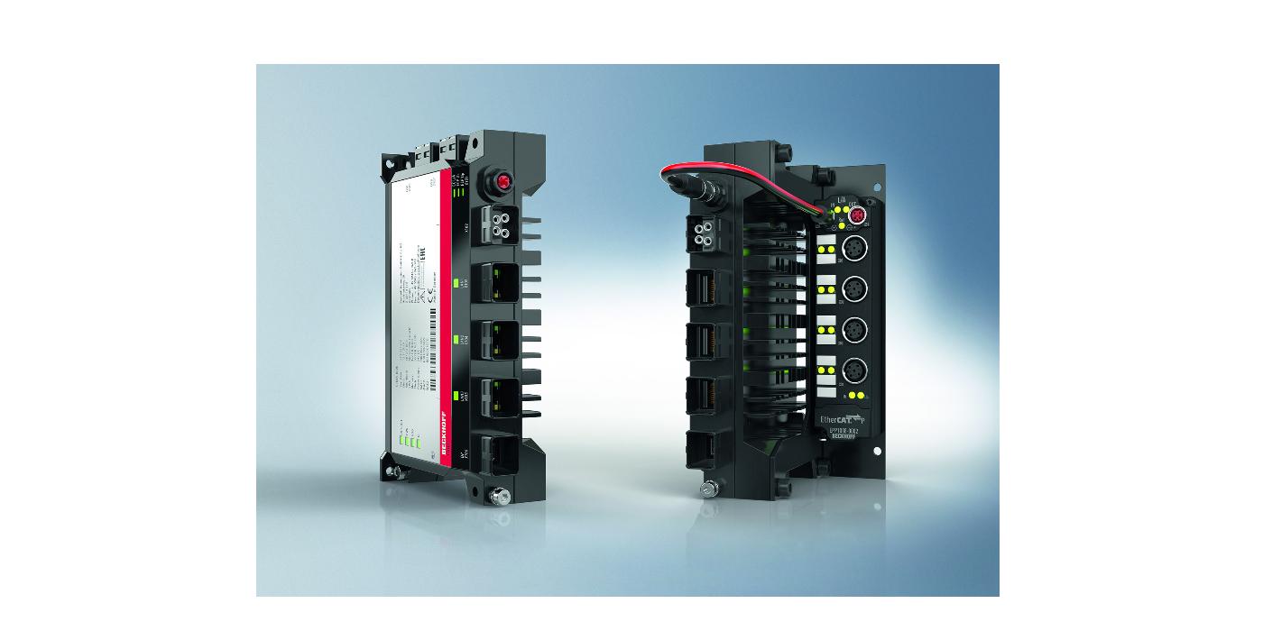 Potente Edge Device – compacto, sin ventilador y con elevado grado de protección IP 65/67