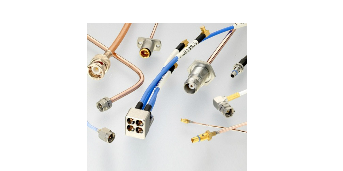 Conectores y ensamblajes de cable RF de alta frecuencia