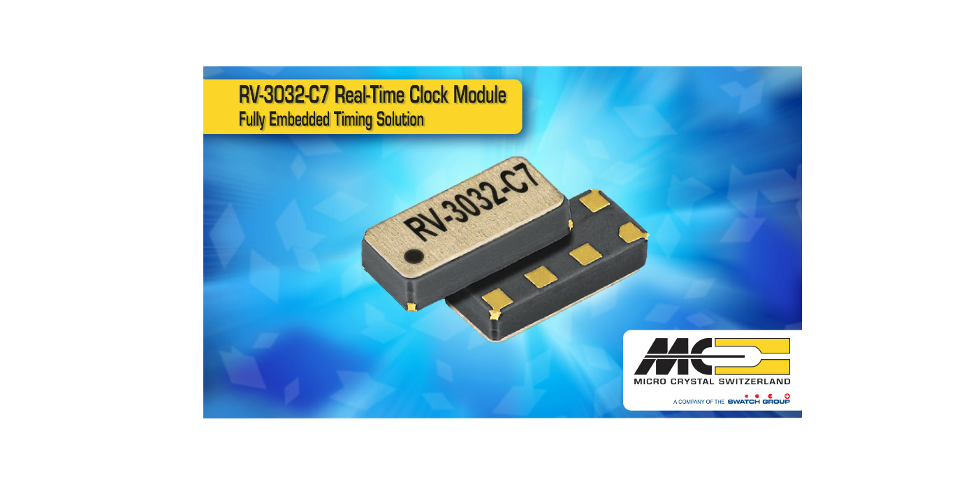 RTC de 400 KHz con sensor de temperatura e interfaz I2C