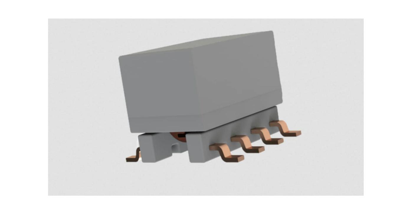 Transformador de señal para PLC con aislamiento SMD
