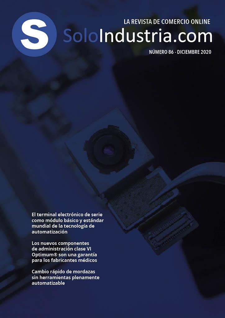 Portada Soloindustria | Diciembre 2020