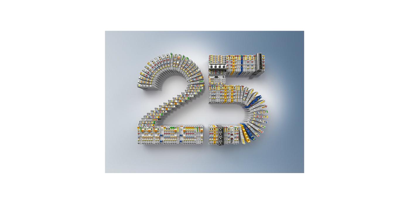 El terminal electrónico de serie como módulo básico y estándar mundial de la tecnología de automatización