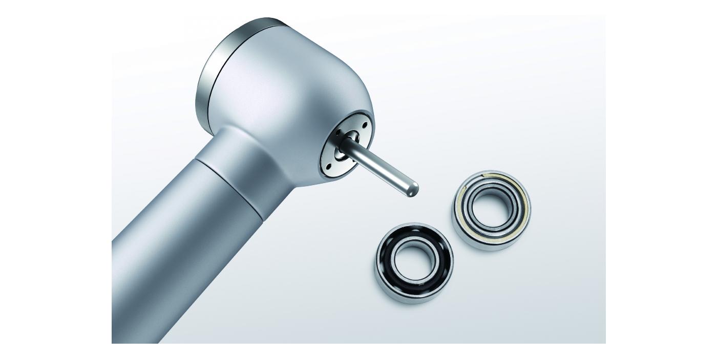 Rodamientos de precisión en miniatura para tornos dentales